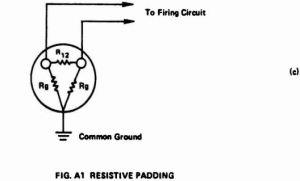 Fig A1 Resistive Padding (c)