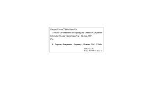 Métodos e procedimentos de segurança em Centros de Lançamento de foguetes