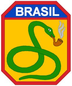 Brasao da Forca Expedicionaria Brasileira