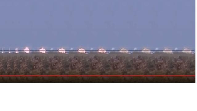 Explosão do VS-40M com o SARA, quadro a quadro, em novembro de 2015.