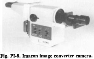 Fig PI 8 Imacon image converter camera