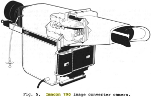 IMACON 790 image converter camera