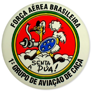 Primeiro Grupo de Aviacao de Caca da Forca Aerea Brasileira